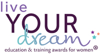Soroptimist Live Your Dream Awards logo